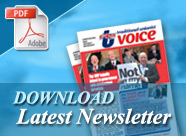 sign up for TUV email updates