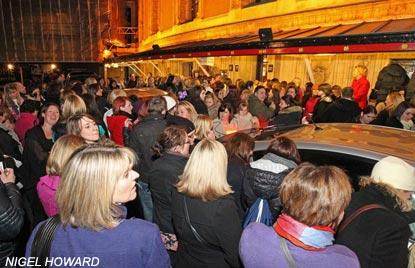 Gary Barlow fans