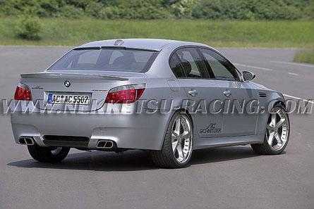 BMW 5 Series E60 M5 Sedan ?AC SCHNITZER