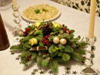 Holiday Guide Floral Centerpieces