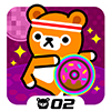Donut Dance – Tappi Bear