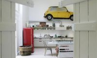 Modern Kitchen Design with Unusual and Unique Decorations