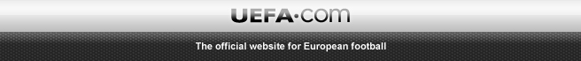 The official website for European football