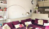 Contemporary and Modern Interior Design with Vintage Style