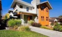 Modern Contemporary two Story Residence in North Hilltop