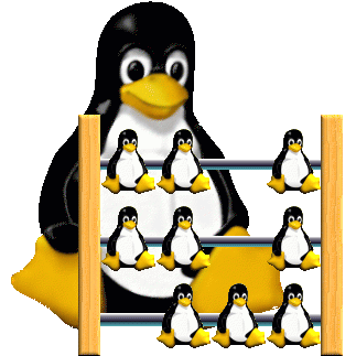 The Linux Counter mascot