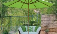 Large Patio Umbrella – Your Pair of Patio Furniture