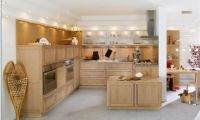 Contemporary French Style Kitchen Designs by Perene