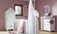Cheerful and Colorful Baby Nursery Room Design Ideas