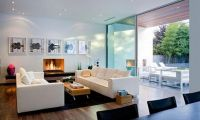 Contemporary Simple Home Design Ideas with Stylish and Comfortable Interior