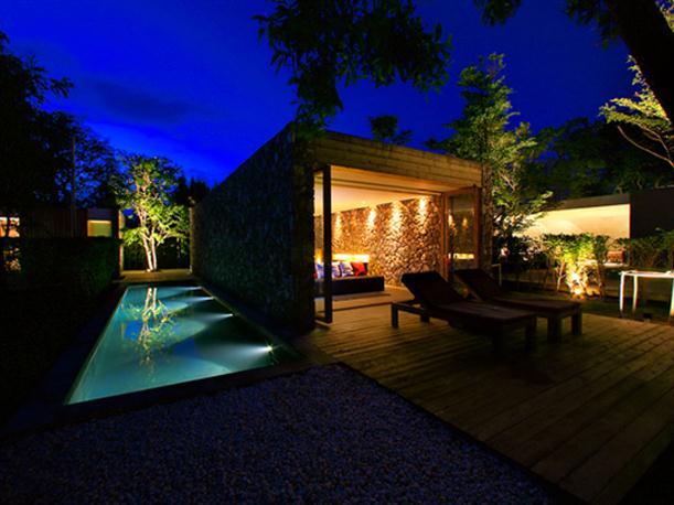 Exterior Design of X2 Resort Kui Buri