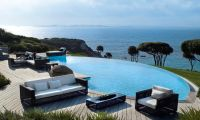 Modern Poolside Furniture Design and Picture