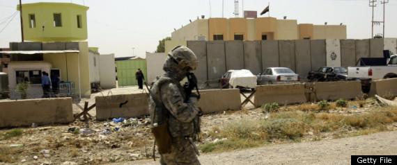 Iraq Troop Withdrawal