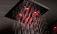 Luxury Multi Functional Rain Showers- Private Wellness line by Gessi