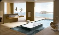 Extraordinary and Luxury Bathroom Ideas – Relaxing Bathubs by Kaldewei