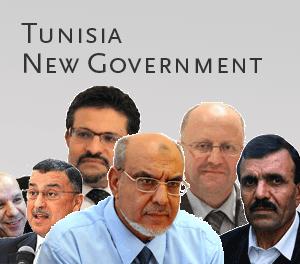 Tunisia-live announces the new government of Tunisia.