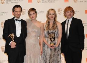 Outstanding British Contribution to Cinema: The Harry Potter Films