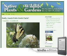 Native Plants and Wildlife Gardens on Kindle