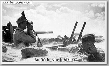Flugabwehr-Kanone 8,8 cm Flak 18, 36 or 37 8.8 88 gun cannon