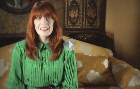 Florence and the Machine: talks 'Ceremonials'