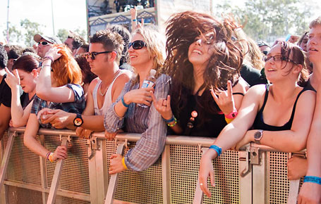 Win Big Day Out tickets for you and three friends