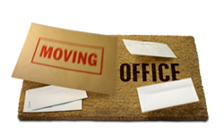 Office relocation company