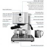 Breville ESP8XL instructions