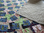 Triangle Quilting