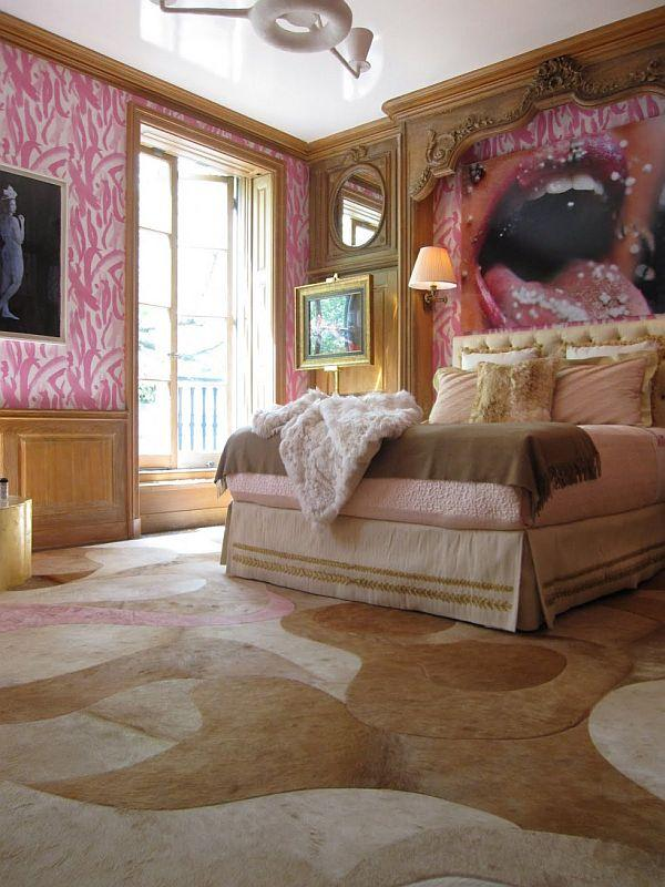 another bedroom Elegant and Modern Wallpapers Interior Decorating Ideas