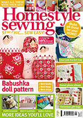 Homestyle Sewing Magazine Issue 2