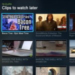 Expanded video thumbnails in Watch Later & Friends