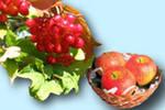 Варенье из калины и яблок