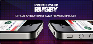 Official Application of Aviva Premiership Rugby