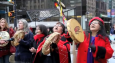 Protesting Missing Women Commission of Inquiry