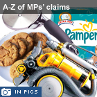 MPs' expenses: A-Z of claims