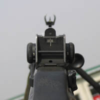 Type89 assult rifle's sight.