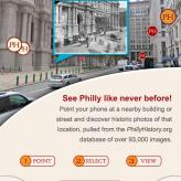 Augmented Reality by PhillyHistory.org