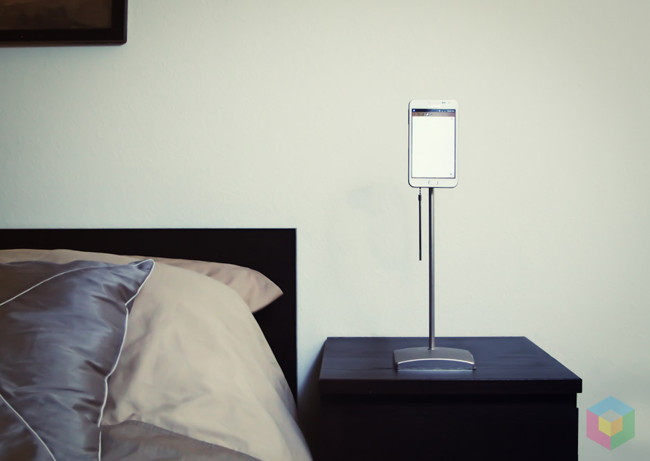 lightstand Samsungs super sized Galaxy Note changed my life