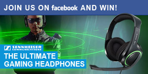 Join us on Facebook and win the ultimate gaming headphones!