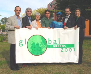 GG Congress 2001