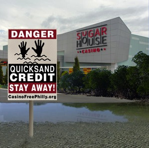 Danger: Quicksand Credit!