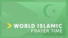 World Islamic Prayer