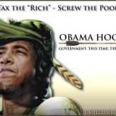 Barack Obama: Please Raise Taxes on the Rich!