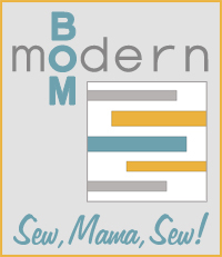 Sew Mama Sew Block of the Month