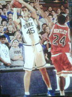 Joe Pagliuca at Duke
