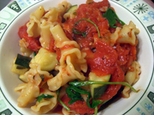 campanelle_bell_pasta_shapes