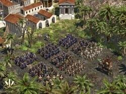 The real-time strategy game 0 A.D. is now open source.