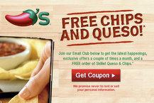 Chilis Coupons