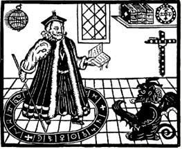 Faust woodcut