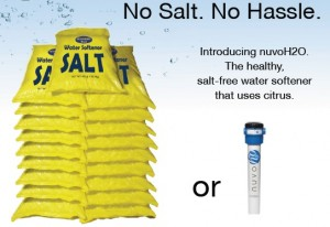 no salt water softener